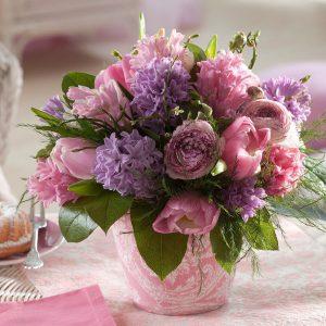 International Women's Day Flower Arrangement